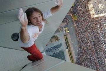 "Ep 63: Alain Robert: The ""French Spiderman"""