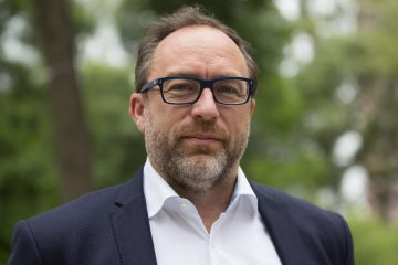 Ep 69: Jimmy Wales: Founder of Wikipedia